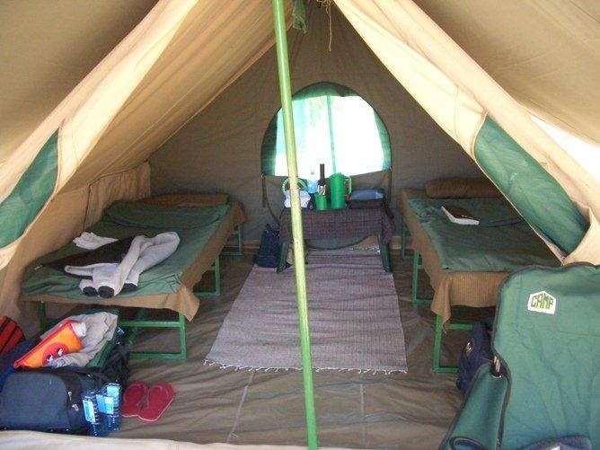 Bush Camping Safari