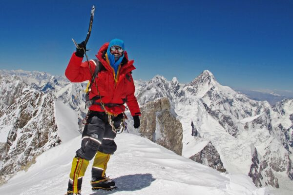 Gasherbrum I & Gasherbrum II - Expeditionen