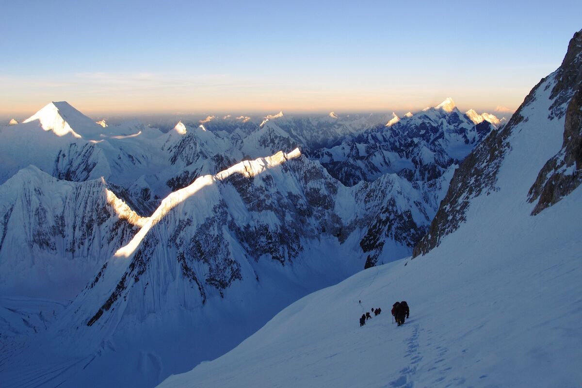 Gasherbrum II climb | © SummitClimb - member Tunc Findik