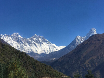 Mount Everest, Lhotse, Ama Dablam: Berge im Khumbu, Nepal Expedition News | © SummitClimb - Nepal