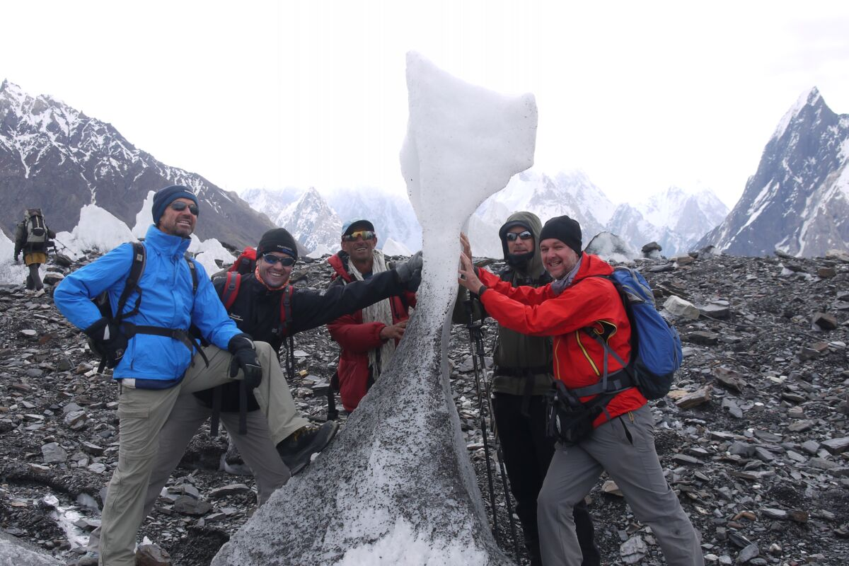 Karakorum Summit-Trekking-Team am Concordiaplatz | © SummitClimb Karakorum