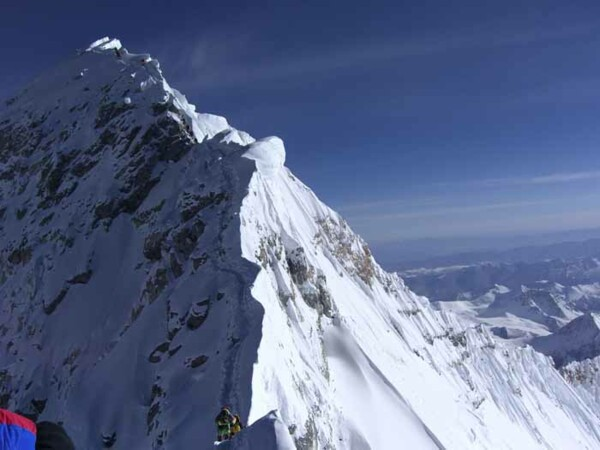 Mount Everest Summit: Hauptgipfel, Hillary Step vom Südgipfel (SummitClimb Nepal)