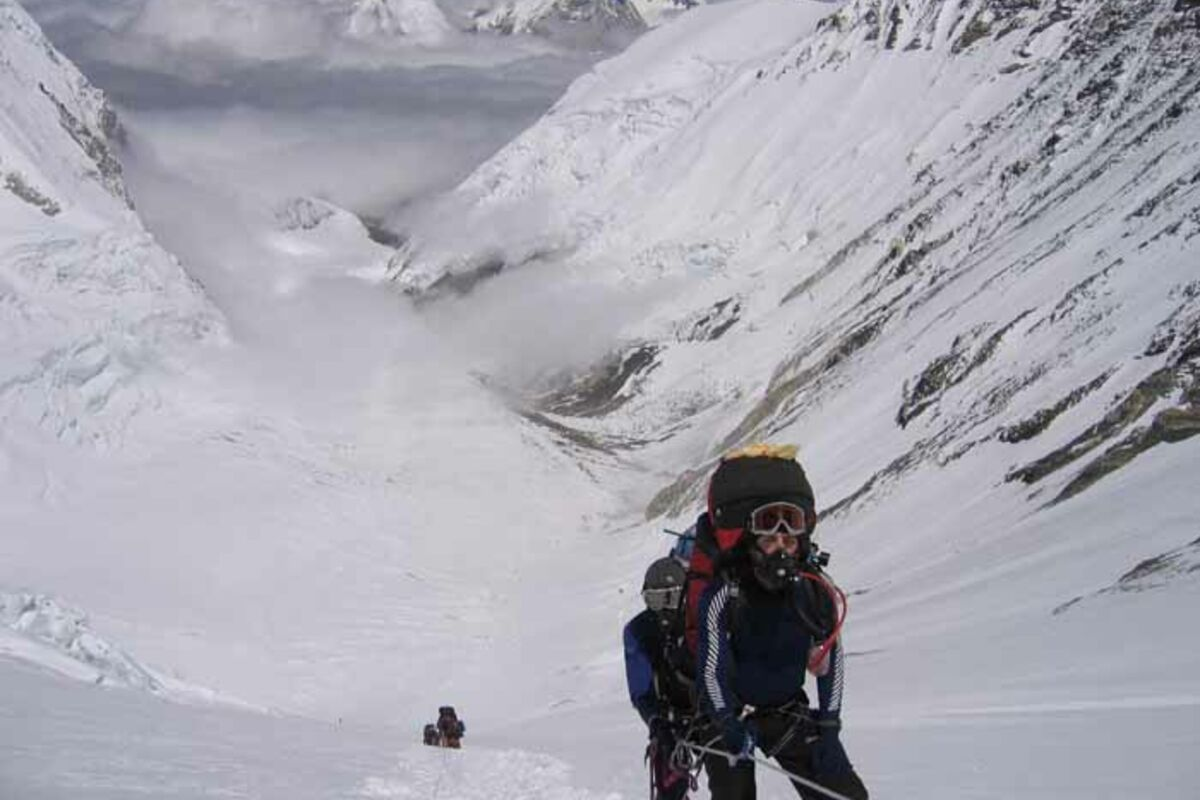 © SummitClimb - Nepal Everest - TN Manning