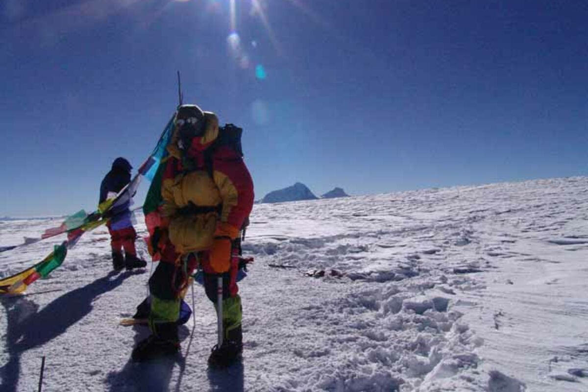 Cho Oyu Summit | © Cho Oyu - SummitClimb