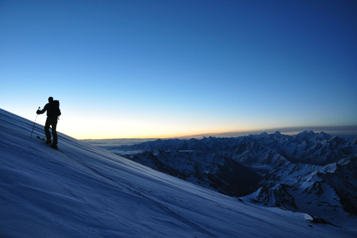 Elbrus Ski - Mountain Climb | © Julian Beermann (c) SummitClimb